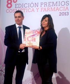 DUCRAY_CARLOS ALARCÓN y BELÉN PÉREZ_CORREO FARMACÉUTICO