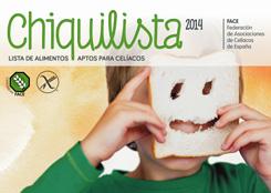 Portada CHIQUILISTA 2014