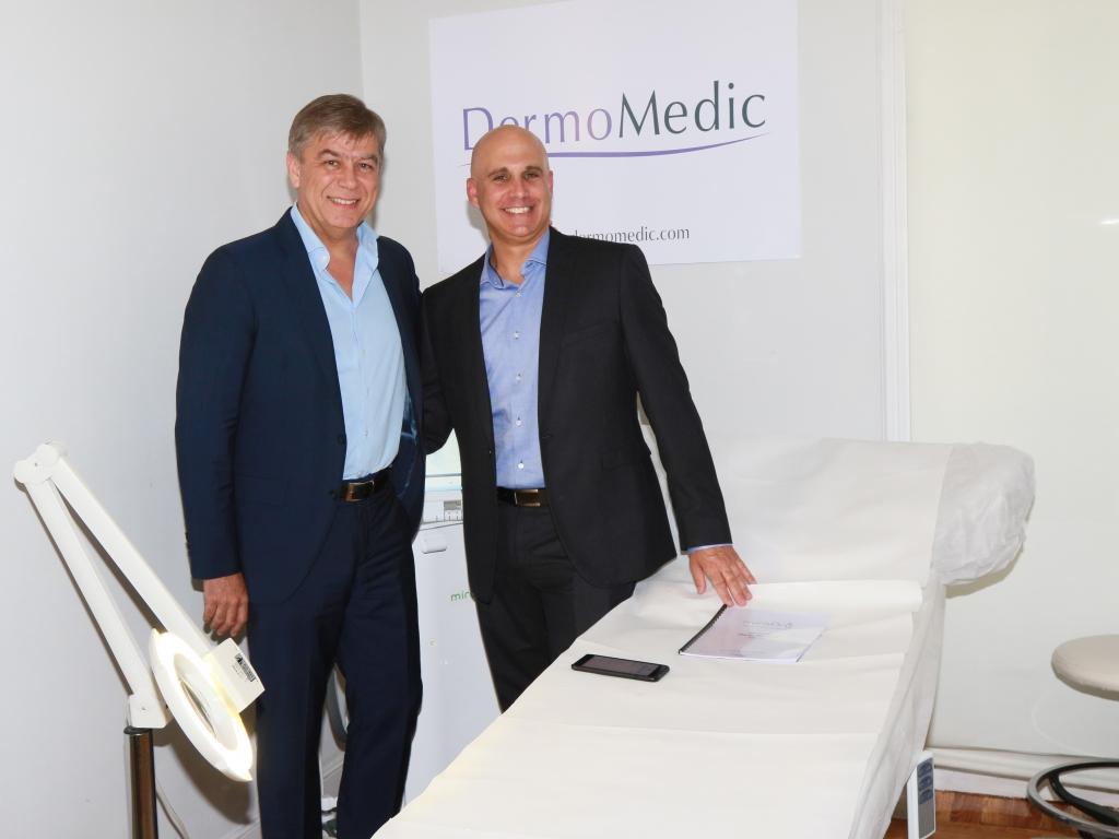 Dr. Estebaranz y Oren Gan