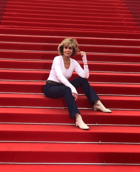 Jane Fonda IG
